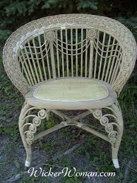 Painting Wicker Furniture Hints Tips & Solutions to Paint Like a Pro