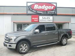 100 Ford 2015 Truck PreOwned F150 Lariat Pickup Near Milwaukee 199611