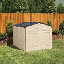 Suncast Resin Glidetop Outdoor Storage Shed Bms4900 by 33 Best Outdoor Horizontal Storage Sheds Images On Pinterest