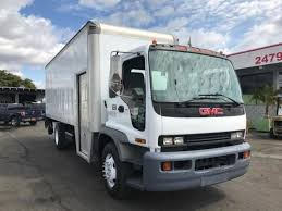 Gmc Van Trucks / Box Trucks In Florida For Sale ▷ Used Trucks On ... Used 2007 Gmc C7500 Box Van Truck For Sale In New Jersey 11213 2000 C6500 Box Truck Item Da1019 Sold July 5 Vehicl Praline Bakery And Restaurant Box Truck Cube Van Wrap Graphics Mag11282 2008 Truck10 Ft Mag Trucks 2005 Gmc 24 Ft In Indiana For Sale Used On West Virginia Sales South Jersey Miranda Motors Pilesgrove Nj Chevrolet Chevy C60 Scissor Liftbox Roofing Moving C 2012 16 Cversion Campers Tiny House Luxury Adventure Mobiles New York