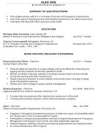 Military To Civilian Resume Veteran Marine Examples Sample Could Be Mechanic Templates