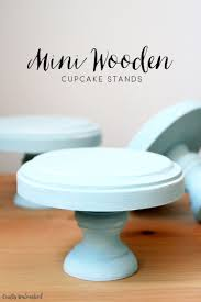 Supplies Needed To Make Your Own DIY Cupcake Display Stands ClickLinks1
