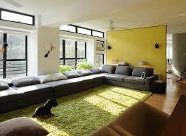 living room contemporary green living room decoration