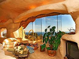 100 Dick Clark Estate Malibu So Cool Heaven On Earth Flintstone House Homes Earth Homes