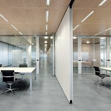 100 Interior Sliding Walls MOVEO Operable Soundinsulating Partitions