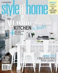Home Decor Magazine Canada by Media U2014 Jg Interiors