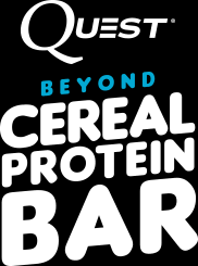Quest Beyond Cereal Protein Bar Logo