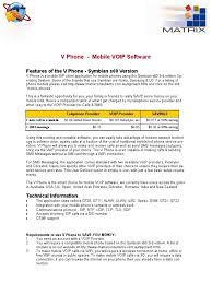 VPhone Manual | Short Message Service | Voice Over Ip