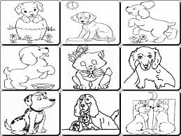 Dog Coloring Pages Pdf
