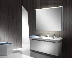 de primaster spiegelschrank silver led