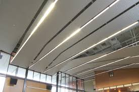 Tectum Direct Attached Ceiling Panels by Wood Veneer Ceiling Tiles For Noise Absorption Stylish Modern