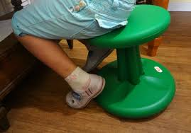 benefits of a wobble chair our whimsical days
