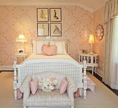 shabby chic style leuchten rosa wand design dekor