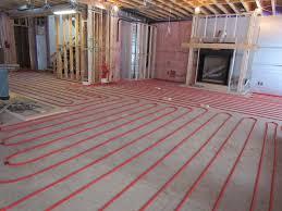 floor in floor heating basement magnificent on throughout 52