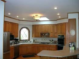pot lights for kitchen overdone kitchen recessed lights install