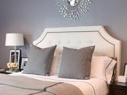 Bedroom Ideas Headboard Tuft Love HGTV Wall
