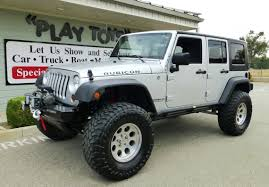 Elegant Jeep Wrangler Rubicon 4 Door