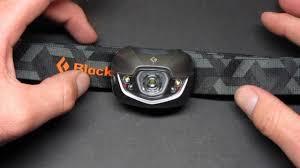 le frontale black spot black spot headl review with beamshots