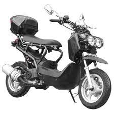IceBear PMZ50 10 50cc Ruckus Scooter