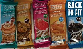 TASTING THE NEW QUEST BAR FLAVORS AND PROTEIN CRUNCH CEREAL BARS