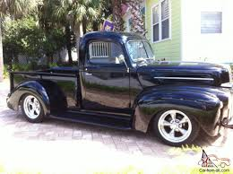 100 50 Ford Truck 1947 F1 Show Quality Off The Frame Restored To Modern 48