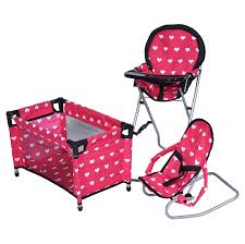 Amazon.com: New York Doll Collection Dolls Mega Play Set With Dolls ... Graco Souffle High Chair Pierce Doll Stroller Set Strollers 2017 Vintage Baby Swing Litlestuff Best Of Premiumcelikcom 3pc Girls Accessory Tolly Tots 4 Piece Baby Doll Lot Stroller High Chair Carrier Just Like Mom Deluxe Playset With 2 In 1 Sleepsack For Duodiner Eli Babies R Us Canada 2013 Strollers And Car Seats C798c 1020 Cat Double For Dolls Youtube 1730963938 Amazoncom With Toys Games