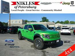 Used Ford F-150 SVT Raptor For Sale Springfield, IL - CarGurus