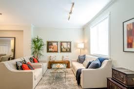 light track lighting living room