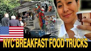 Breakfast Food Trucks In New York City - YouTube Pvgs Breakfast Club Bring Cheesy Goodness To Food Truck Warz The Rooster Has The Burrito Of Your Dreams Egg Man Toronto Trucks Loyal Patrons Keep Coming Back Paricutin Local News Stories Coffee Kiosk At Sarona Market Idea For A Breakfast Food Truck This Also Sells Pregnancy Tests And Tasers Website Leasing Socialize Bizness For Sale Trailer Tampa Bay Catering Company Cater Brand Design Cereal Killer On Behance Ohio Processors Getting Into Business With Fowl How Run Myrecipes