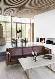 60 s home converted nordisches wohnzimmer wohnung