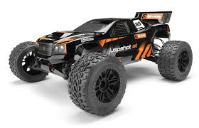HPI Jumpshot ST 1/10 2WD Electric Stadium Truck - HPI-116112