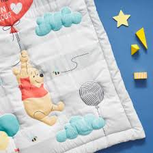 Classic Pooh Crib Bedding by Nursery Bedding Collections Disney Baby