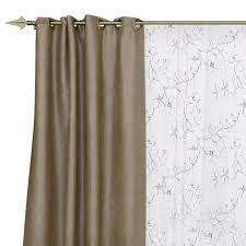 Ikea Sanela Curtains Brown by 3d Models Curtain Ikea Curtains Sanela