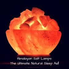 Himalayan Salt Lamp Amazon by Why You Should Be Using A Himalayan Salt Lamp For Insomnia