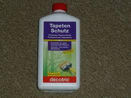tapetenschutz lack 1 liter neu