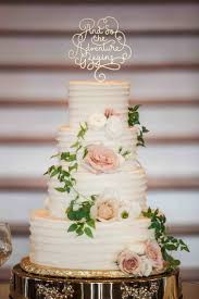 Brides Pink Topper Craft Ry Rustic Vintage Wedding Cake Toppers