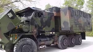 100 Bug Out Trucks M1070 Off Road Camper Bug Out CC Equipment 8123362894 Ccsurplus