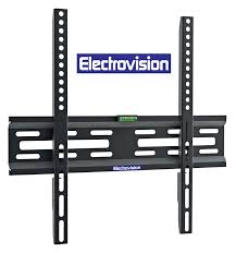 support mural tv 26 55 pouces electrovision happy stock
