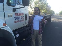 100 Truck Driving Schools In Los Angeles Sergio Ing School Provids CDL