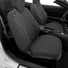 Custom Seat Covers For Late Model Muscle Cars - Covercraft