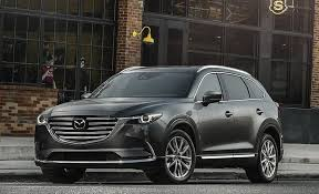 Best Mid Size SUV Mazda CX 9 – 2017 10Best Trucks and SUVs – Car
