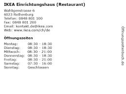 ᐅ öffnungszeiten ikea einrichtungshaus restaurant