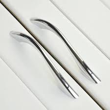 moderne badezimmer küche schublade ziehen griffe silber chrom kommode zieht schrank griffe zieht knöpfe türknauf 128mm