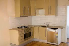 Corner Kitchen Cabinet Ideas by Ash Wood Chestnut Lasalle Door Kitchen Cabinet Ideas For Small