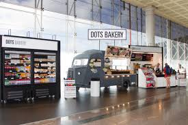 Areas Brings First Food Truck Concept To Barcelona Airport - The ... Bakery Food Truckbella Luna Built By Apex Specialty Vehicles Food Truck Candy Coated Culinista Citron Hy Bakery Pinterest Truckdomeus Lcious Truck Wrap Design And The Los Angeles Trucks Roaming Hunger Sweets Breakfast Delivery Stock Vector 413358499 5 X 8 Mobile Ccession Trailer For Sale In Georgia Sweetness Toronto 3d Isometric Illustration Pladelphia Inspirational Eugene Festival Inspires Couple To Start Their Own Laura Cox Friday
