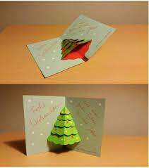 How To Make A Christmas Tree Pop Up Card Robert Sabuda Method