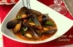 comment cuisiner des moules congel s moules à la provençale sauce tomate amour de cuisine