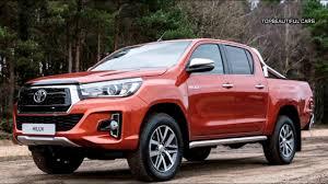 100 Toyota Hilux Truck 2019 Interior Exterior Design YouTube