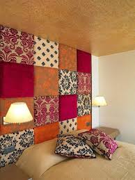 Wall Fabric Decor 1000 Ideas About On Pinterest Framed Collection