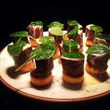 canapes for beef canapés for my picture of palate hotel rydalmere